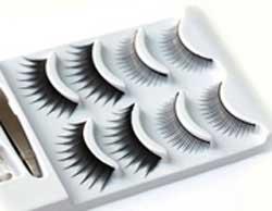 مژه مصنوعی, استفاده از مژه مصنوعی,سلامت چشم,نصب مکرر مژه مصنوعی